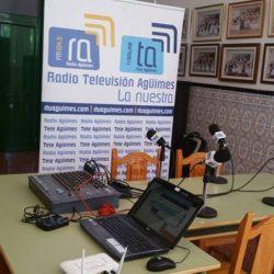 """RADIO AGÜIMES CONTINÚA CON EL PROYECTO """"RADIO AGÜIMES EN LA CALLE"""""""
